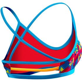 TYR Le Reve Trinity - Bañadores Mujer - Turquesa/Multicolor